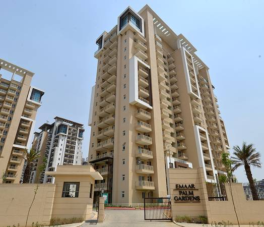 Emaar Palm Gardens - Luxury Apartments on NH8, Sector 83