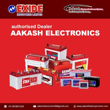 Make A Right Choice Exide inverter battery