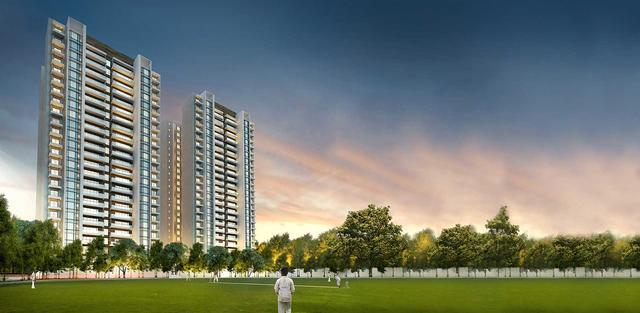 Sobha City Luxury Apartments in Sector 108