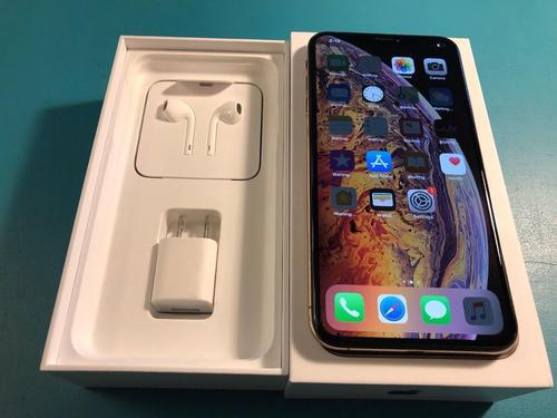 Used Apple iPhone XS Max 512GB Unlocked