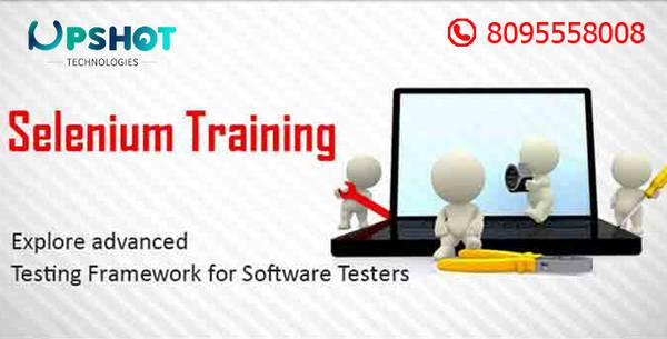 For professional benefits Best Selenium Testing Training