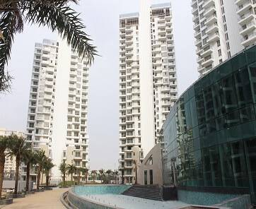 M3M Merlin - Luxury 3BHK Apartments in Golf Course Extn.