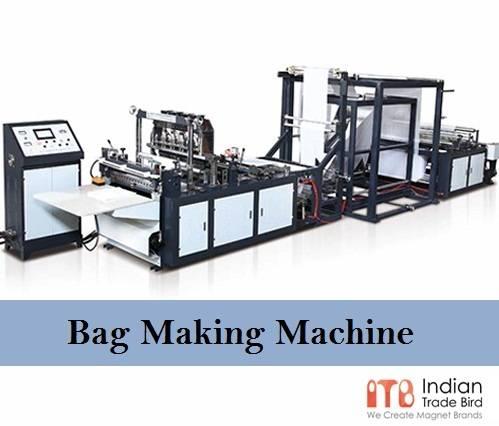 Bag making machine manufacturer & supplier in India