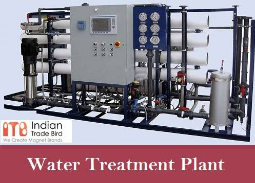 Water Treatment Plant Manufacturer & Supplier in India