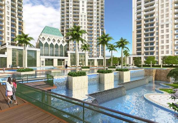ATS Tourmaline: 3 BHK Apartments Sector 109 in Gurgaon