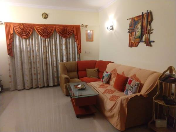 Fully furnished 2BHK Apt for Rent - Salarpuria Sanctity