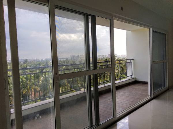 Apartment for rent at Spectra Palm Woods Whitefield