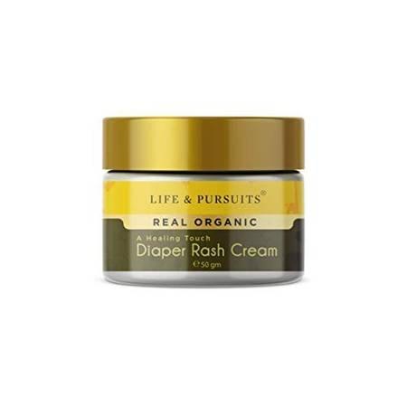 Life and Pursuits Organic Diaper Rash Cream with Calendula
