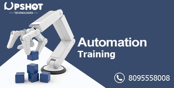Upshot offers Automation Testing Course in Bangalore and