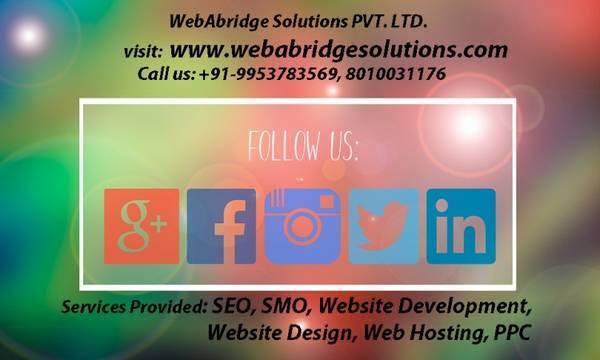 Website Designing Services Company in Delhi NCR, Noida