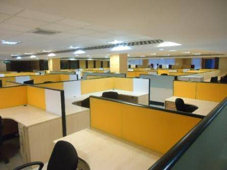sq.ft Plug N Play office space of for rent at brunton