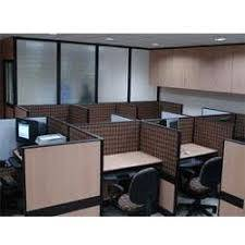 sqft furnished office space at white field