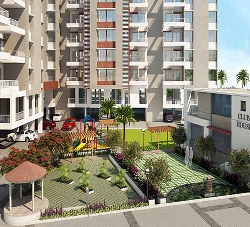 1, 2 BHK flat in Khadakwasla, Pune