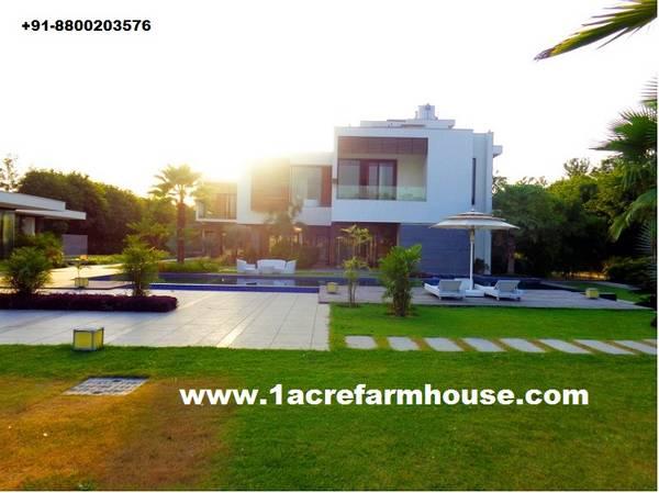 1 Acre Farm House