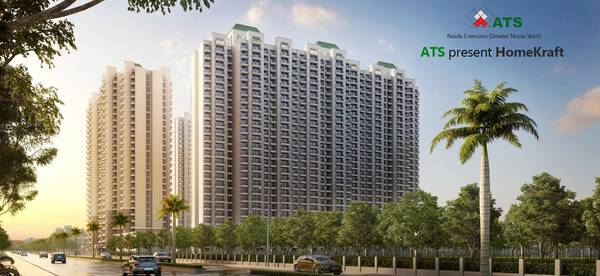 Apartment For Sale in ATS Happy Trails Noida Extension