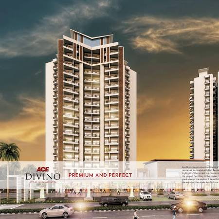 Book Exclusive 2 BHK Apartment at Greater Noida West - Ace