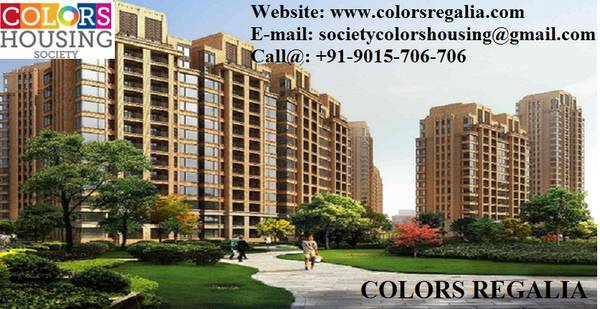 Buy your Dream Home at Colors Regalia!
