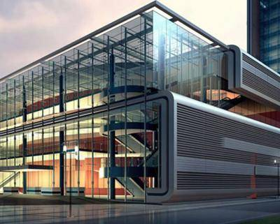 Cyberthum Commercial Space In Noida call