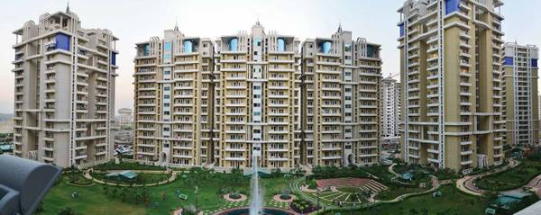 Stress Free Home Purvanchal Royal City in Noida