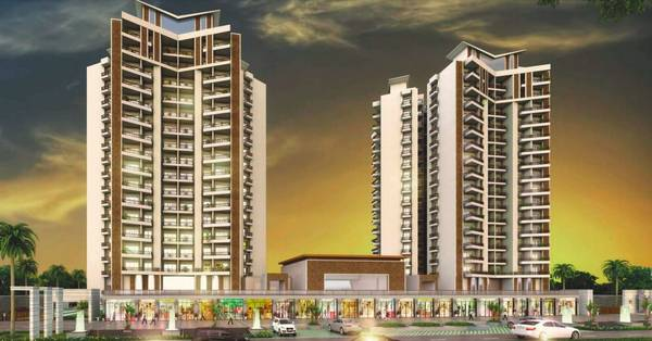 Buy Luxurious 3 BHK ( sq.ft.) with Ace Divino Apartment