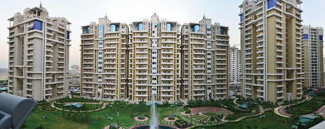 Stress Free Home Purvanchal Royal City in Noida 9711836846