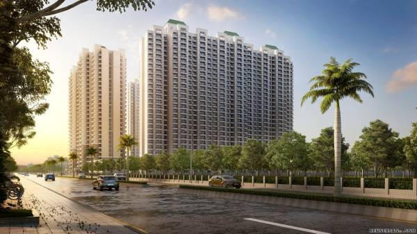 ATS Happy Trails - Luxury Apartments Starts from  Lacs