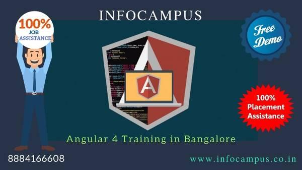 Angular 4 Training Courses in bangalore Marathahalli