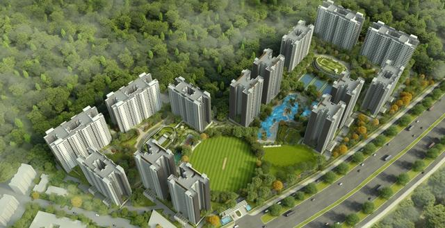 Sobha City 2 3BHK Apartments in Sector 108