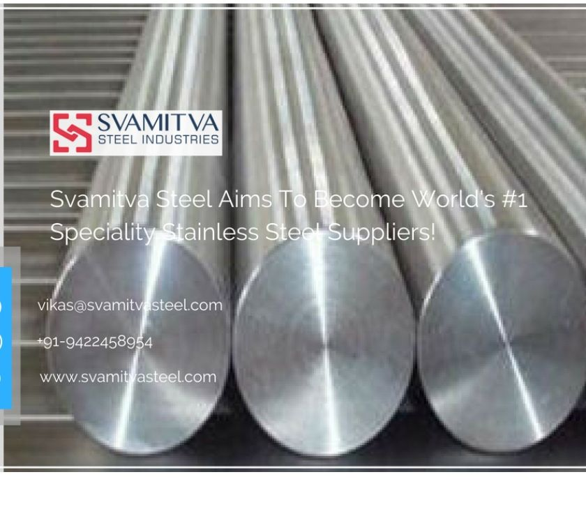 ss round bars supplier Pune