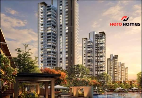 Hero Homes Gurgaon   Hero Homes Sector 104 Dwarka Expressway