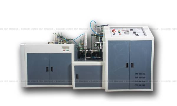 Paper cup Making Machine in Chennai - Bharath paper cup