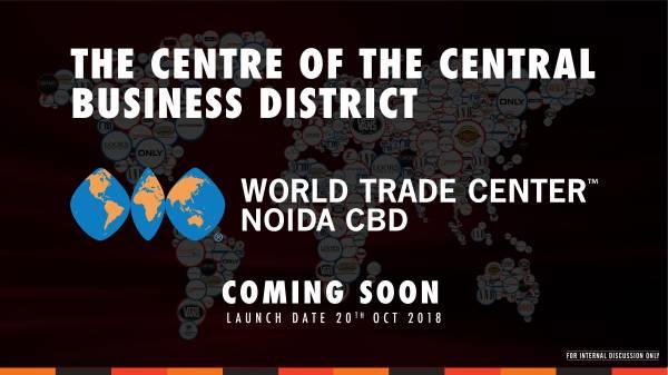 Lockable office spaces at WTC CBD Noida. Call