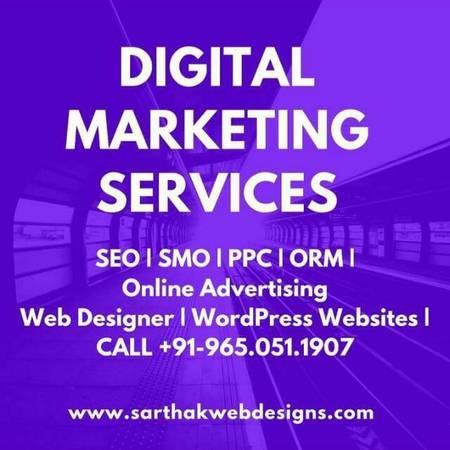 Search engine optimization (SEO) services in Delhi