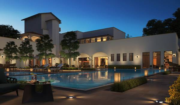 Emaar Palm Heights - Luxury apartments on NH- 8