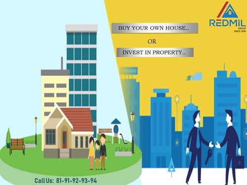 Invest in Property through Redmil Group