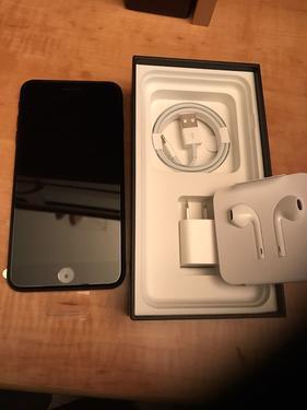 Original Apple iphone 7 plus AND 6S