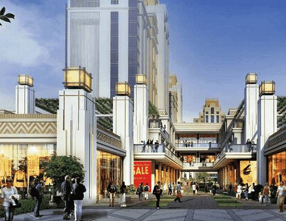 ATS Cabana Heights - One Of The Upcoming Project Of ATS
