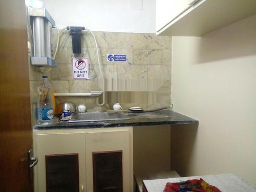 Furnished office space for rent at AJC Bose Road