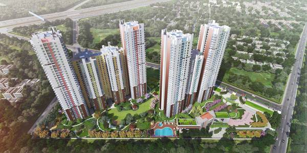 Hero Homes - 3BHK Apartments on Dwarka Expressway