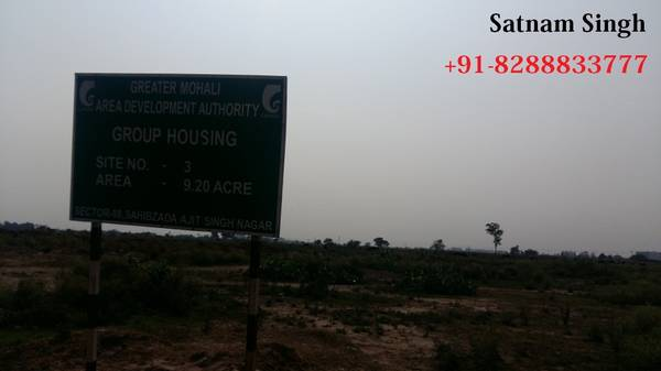 4 Marla Plot for Sale in Mohali | GMADA Sector  Mohali