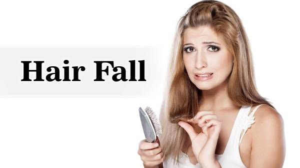 How to manage and control heavy hair fall?