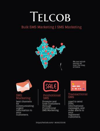 Promotional Bulk SMS | Promotional SMS Service | Telcob