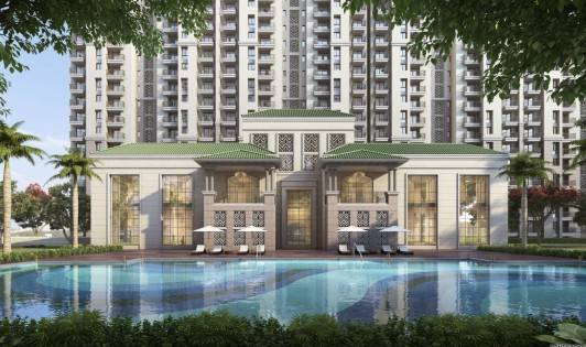 ATS Pious Hideaways 2 and 3bhk apartment