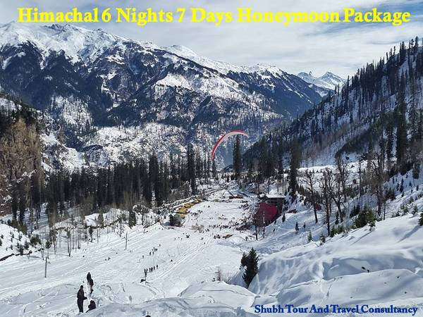 Best offers on Himachal 6 Nights 7 Days Honeymoon Package -