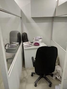 Furnished office space for rent at New Town