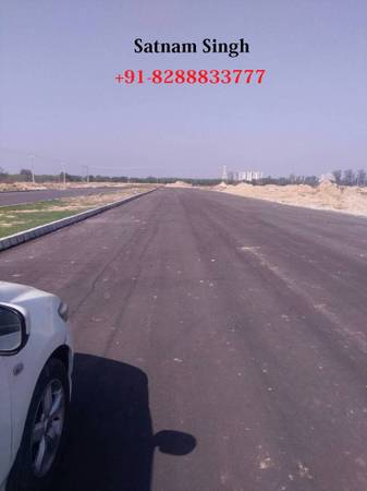 100 Sq yards Plot Resale, Gmada Sector  Mohali