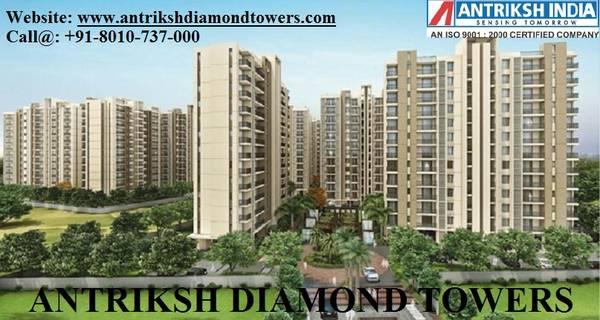 Antriksh Diamond Towers