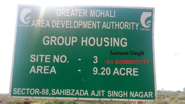 Commercial Showroom for Sale in Gmada Sector , Mohali