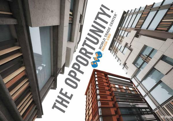 Do your business smartly with WTC CBD Noida