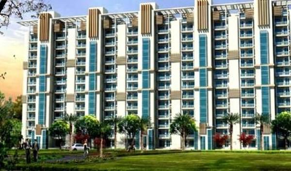 Emaar Gurgaon Greens - Semi-Furnished 3 BHK Apartment
